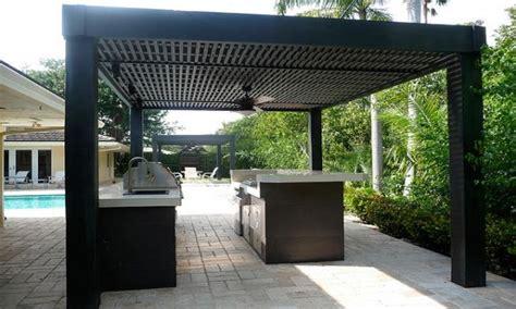 Outdoor Bars Furniture Modern Outdoor Kitchen Design For Modern Outdoor Pergolas