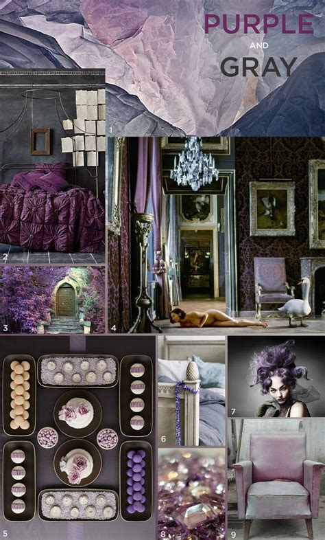 bedroom colour schemes purple 25 best ideas about purple grey on purple