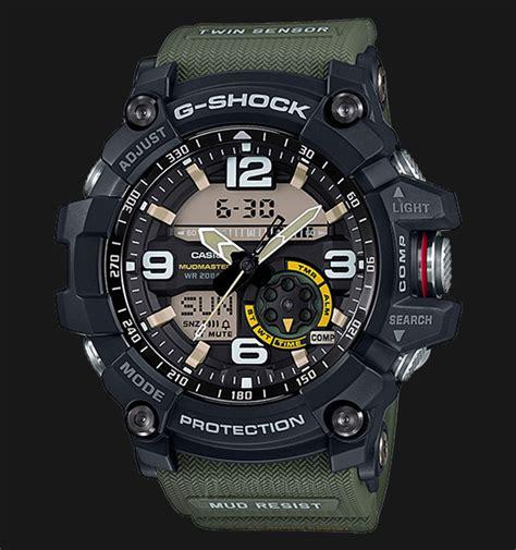 G Shock Gg 1000 1a3dr casio g shock mudmaster gg 1000 1a3dr sensor 200m