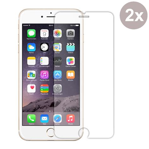 Tempered Glass Iphone 6 6s Screen Guard Warna Color Nano Slim Premium iphone 6 6s tempered glass screen protector pdair 10