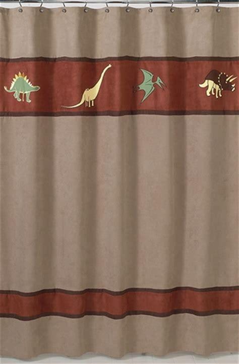 kids bathroom shower curtain dinosaur kids bathroom fabric bath shower curtain only 39 99