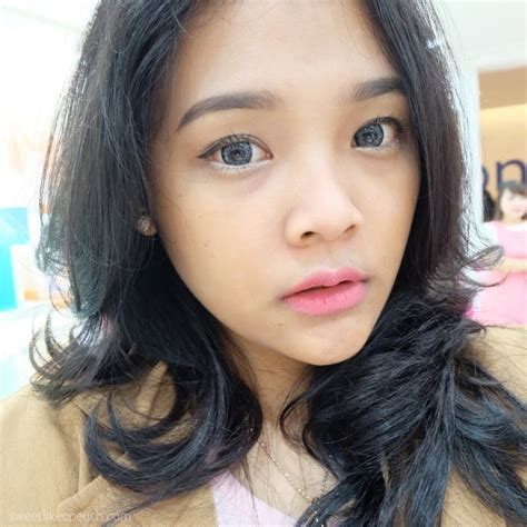 ririeprams beauty blogger indonesia tutorial alis natural ririeprams beauty blogger indonesia let your pink out in