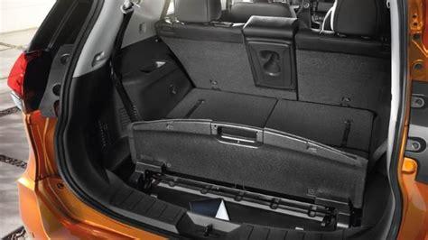 Nissan X Trail Kofferraumvolumen by Nissan X Trail 2017 Abmessungen Kofferraum Und Innenraum