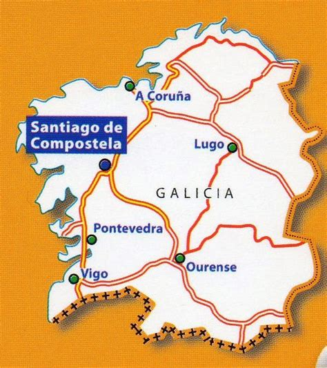 libro galicia regional map 571 571 michelin regional map galicia spain spain maps where are you going online store
