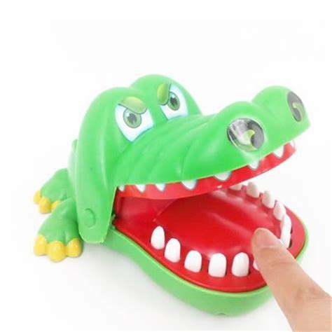 Crocodile Dentist you done up natureismetal
