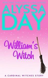 damon s enchantress a cardinal witches paranormal the cardinal witches volume 3 books william s witch by alyssa day got fiction