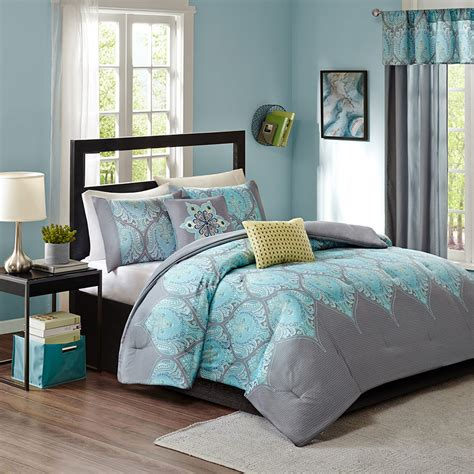 turquoise bedding sets aries comforter set everything turquoise