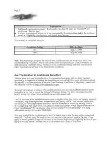 Award Letter Benefits Va Disability Compensation Award Letter Itubeapp Net
