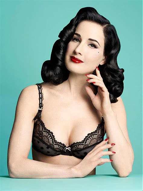 03688 Dress Open Bust Hq dita teese makes everyday chores sexier