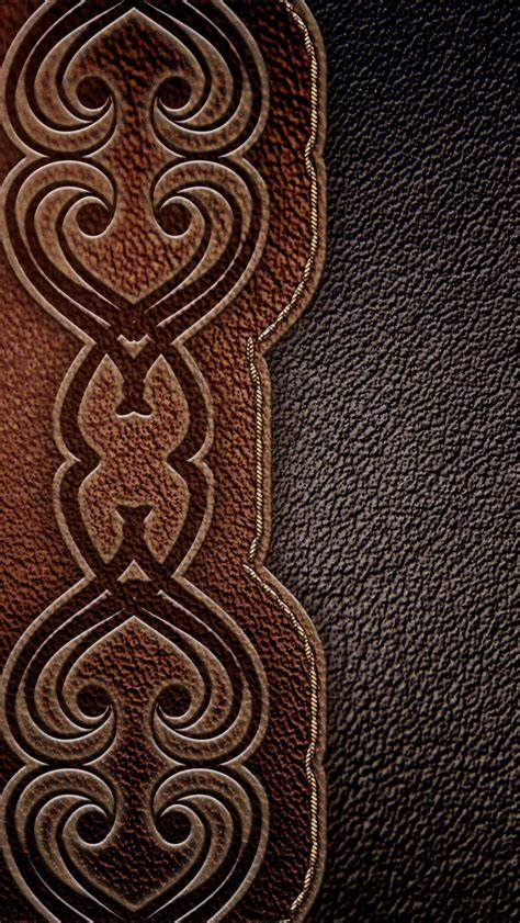 wallpaper iphone 6 leather vintage brown leather wallpaper free iphone wallpapers