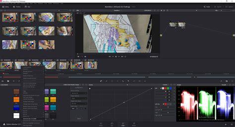 export adobe premiere to davinci resolve color correction grading then editing in premiere video