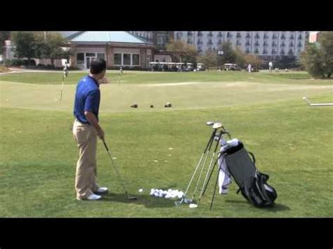 Backyard Chipping Drills by 18 Backyard Golf Chipping Course And How To Make