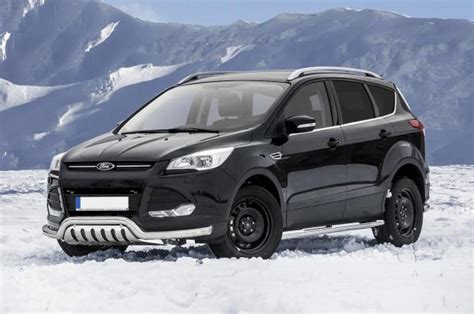 product  spoiler bar  axle plate ford kuga   tuning