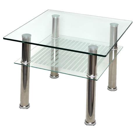 glas küchentisch glastisch 60 cm hoch bestseller shop f 252 r m 246 bel und