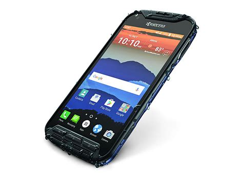t mobile rugged smartphone rugged kyocera duraforce pro will be sold by at t phonedog