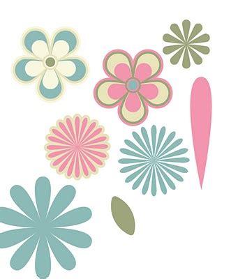 flower design for scrapbook design scrapbook cool flower shapes easy tutorial in