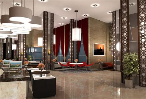 ferry manazil  star hotel lobby design