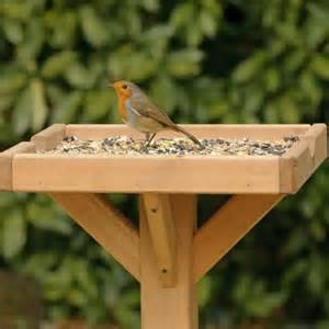 open bird feeding table rspb bird tables rspb shop
