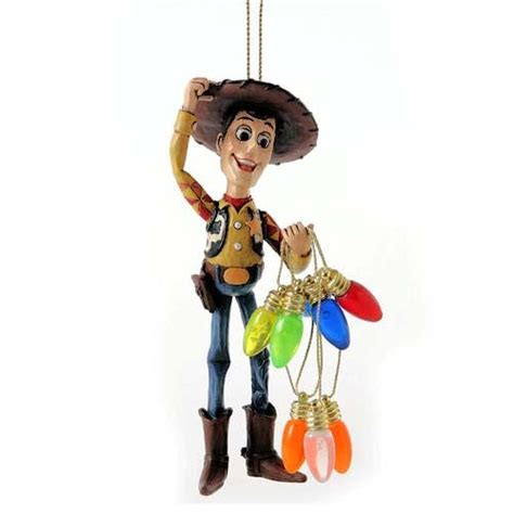 Disney Traditions Decorations by Disney Traditions Woody Story Hanging Ornament