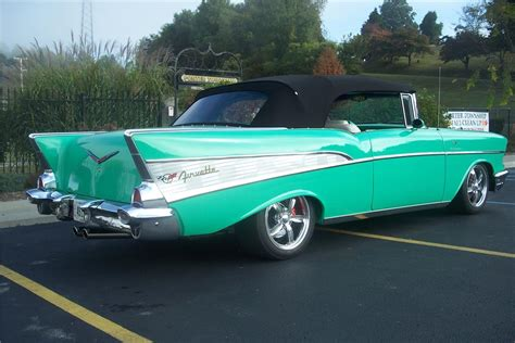 1957 chevy bel air convertible 1957 chevrolet bel air custom convertible 96088