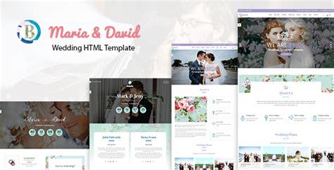 themes wordpress free wedding bride responsive wedding template by power boosts