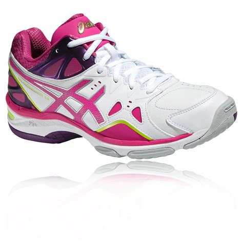 netball shoes asics gel netburner 18 d width s netball shoes