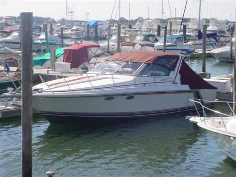 edgewater boats ct 1986 trojan 10 meter express power boat for sale www