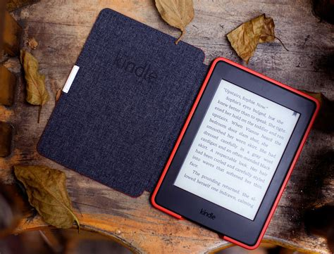 read on kindle paperwhite review kindle paperwhite reveals power of written word
