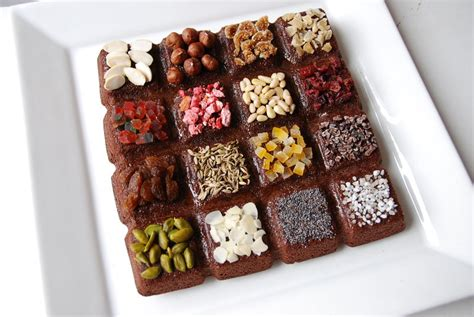 Decoration For Brownies by Brownie Coffret D 233 Pices Cf Christophe Felder Cuisine