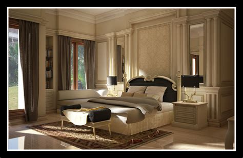 Classic Bedroom Design | classic interior design