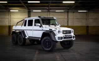 Mercedes G 6x6 6x6 G Wagon 2015 Autos Post