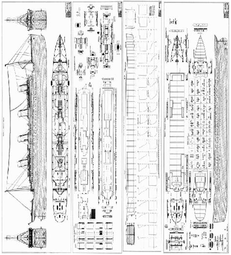 titanic plans r m s titanic photo 6973647 fanpop rms titanic