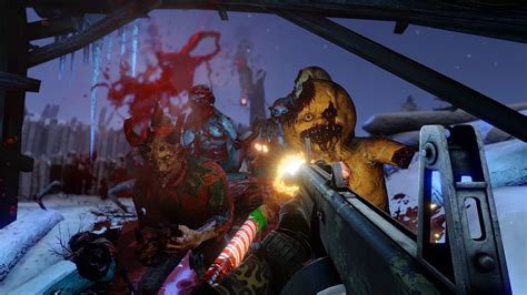 killing floor 2 gets big krus christmas update free