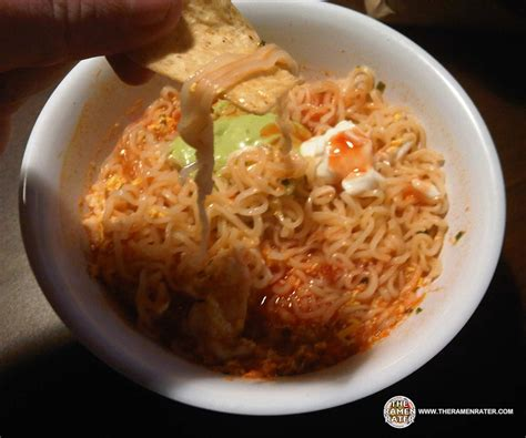 Mie Telor Atoom Bulan superbowl 2012 food spicy ramen nachos the ramen rater