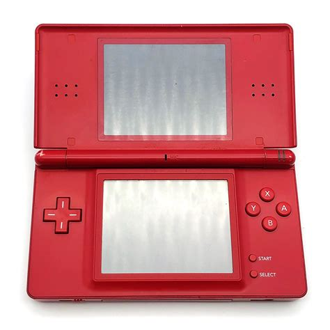 Ds Lite by Nintendo Ds Lite Mario Edition Console Pre Owned