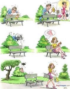 Bench Brand Cartoon Jokes Google Search Cartoons Pinterest