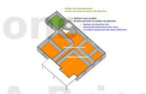 comprendre l emprise au sol et la surface de plancher