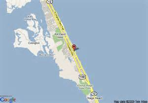 Comfort Inn South Nags Head Nc Map Of Clarion Hotel On The Ocean Kill Devil Hills
