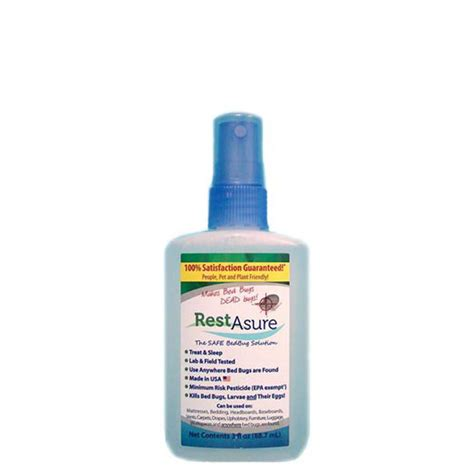 bed bugs products restasure bed bug spray going in style