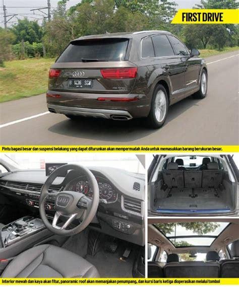 Harga Audi Q7 by Review Spesifikasi Harga Mobil Audi Terbaru Q7 Harga
