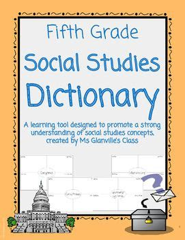 23 best images about social studies on pinterest graphic fifth grade social studies and vocabulary words on pinterest