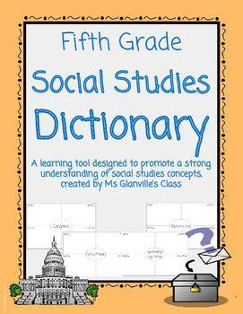 nettling 5th grade social studies leslienettlingcom fifth grade social studies and vocabulary words on pinterest