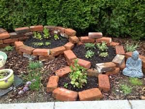 herb garden mature alyssahagen com