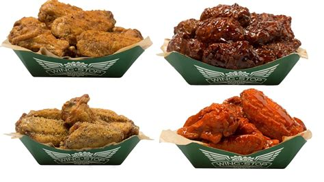 Wing Top wingstop launches cantstopthecrave menu for cravings that just won t stop beryllicious a