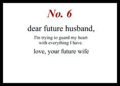 thank you letter to my future husband note to my future husband on to my future