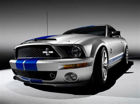 2008 ford mustang shelby gt500kr king of the road front