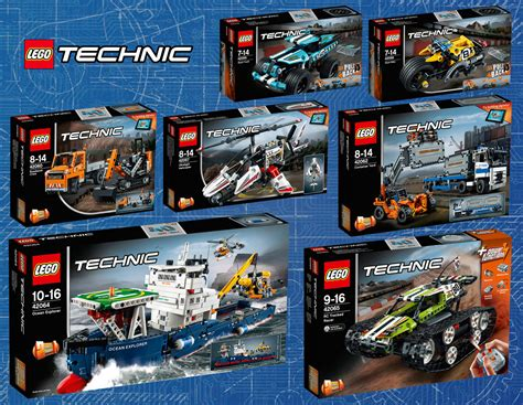technic sets image gallery technic 2017