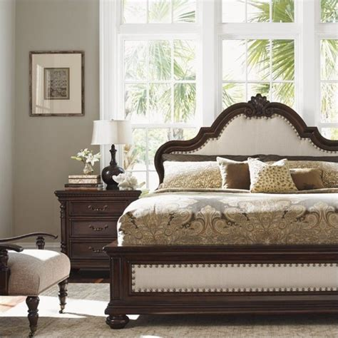 bahama beds tommy bahama home kilimanjaro barcelona panel bed in