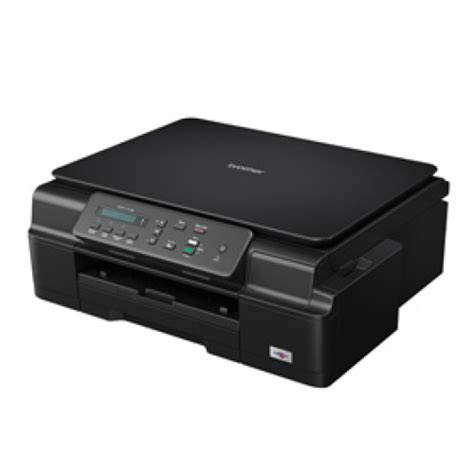 Printer J105 inkjet printer dcp j105 ciss print scan copy
