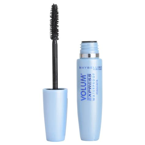 Mascara Maybelline Ori maybelline volum express waterproof mascara waterproof